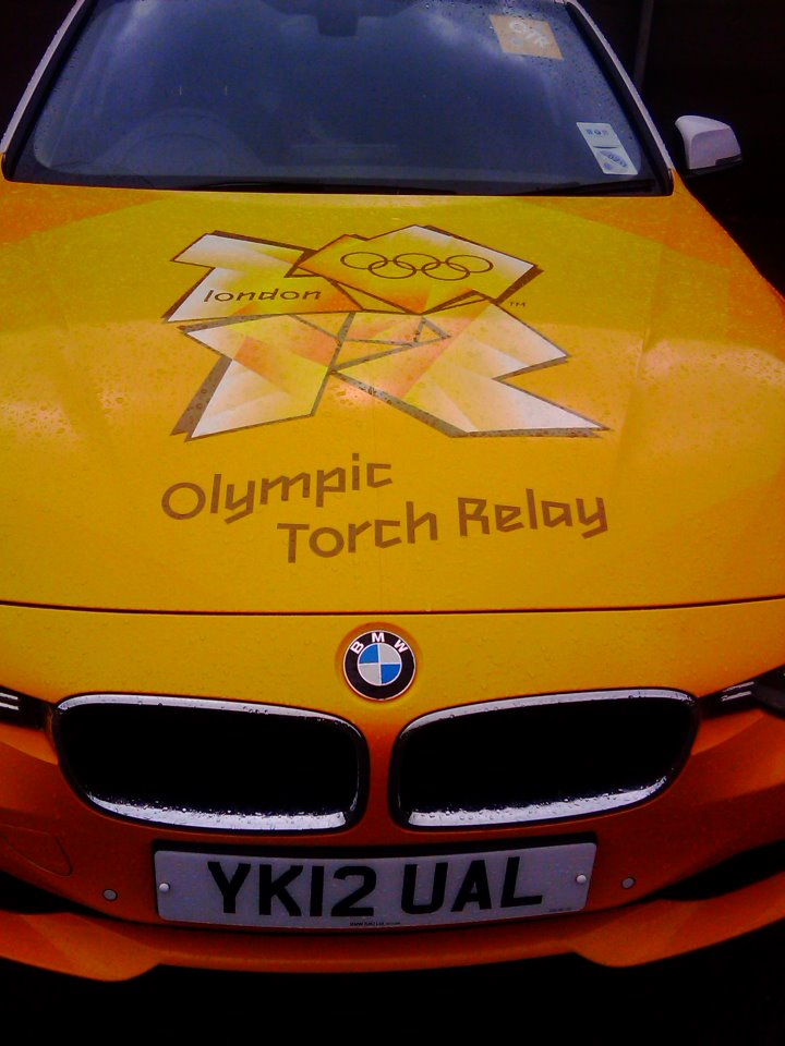 Olympic Car - London 2012
